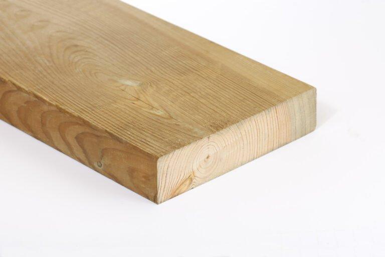 impregnuota mediena 45x195x6000